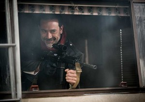 7x01 ~ The jour Will Come When toi Won't Be ~ Negan