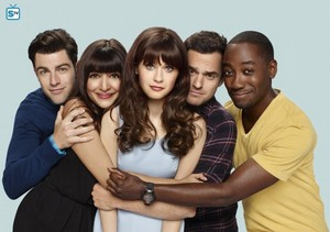 New Girl - Season 6 - Cast Promotional 照片