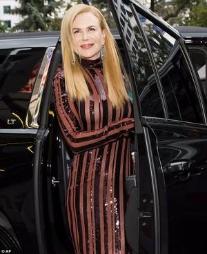 Nicole Kidman at Toronto Film Festival