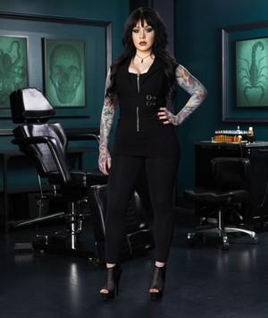 Nikki Simpson | Ink Master: Peck vs Nuñez