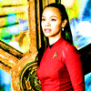 Star Trek (2009) photo entitled Nyota Uhura
