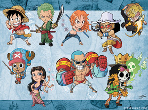 ONE PIECE chibi 33812068 500 372