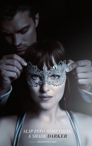 Official Fifty Shades Darker Movie Poster