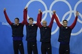 Olympics: Day 4 (4x200m Freestyle Relay)