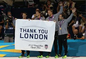 Olympics dag 8 - Swimming