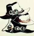 One Piece - Ace,Luffy  - anime photo