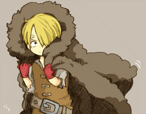 One Piece Child Sanji