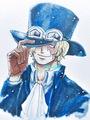 One Piece - Sabo  - anime photo