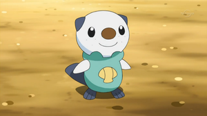 Oshawott - Pokemon