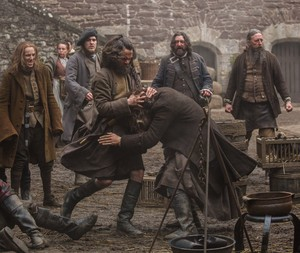 """Outlander """"The Reckoning"""" (1x09) promotional picture"""