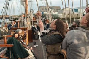 """Outlander """"To Ransom a Man's Soul"""" (1x15) promotional picture"""