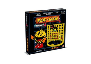 PAC MAN Connect 4