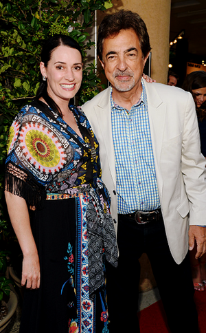 Paget and Joe at the Festival of Arts Celebrity Benefit コンサート and Pageant in Laguna Beach, 2016