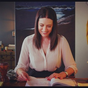 Paget as Priscilla - Welcome to Happiness