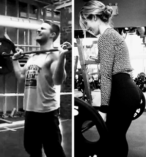 Parallels stemily + workout