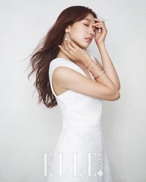 Park Shin Hye for ''ELLE''
