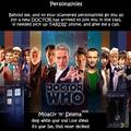 Personalities - doctor-who fan art