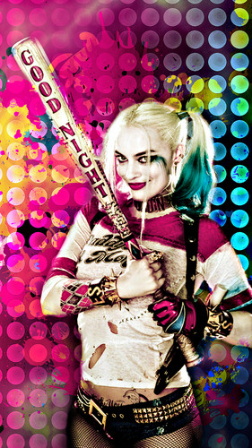 Suicide Squad wallpaper titled Phone and PC wallpaper made da me