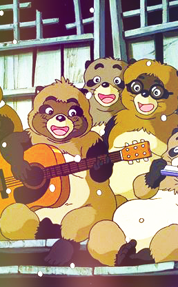 Pom Poko Phone Backgrounds