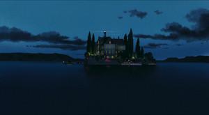 Porco Rosso animación Blueprint Layouts