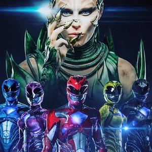Power Rangers (2017) Art