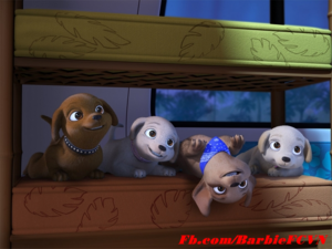 Puppy Chase - Official Stills