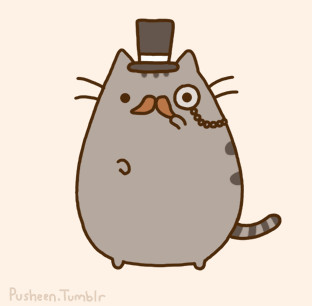 Pusheen The Moustache Cat