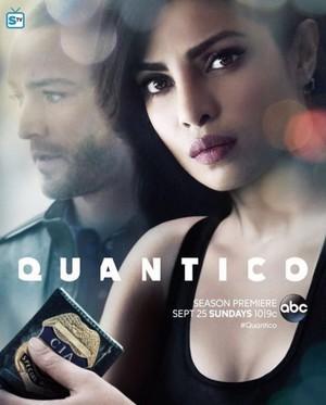 Quantico Season 2 Poster