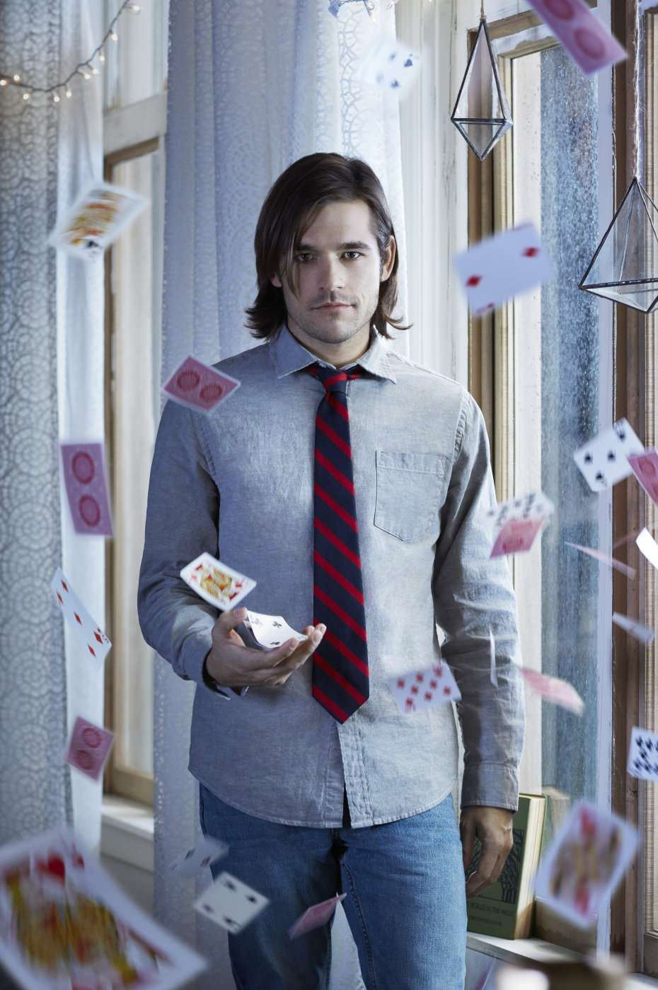 The Magician Tarot: The Magicians Images Quentin Coldwater HD Fond D'écran And