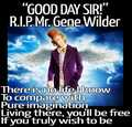 R I P GeneWilder