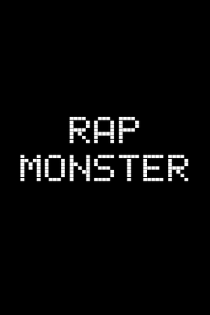 Rap Monster fondo de pantalla