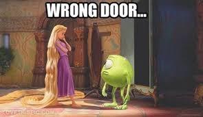 Rapunzel Meets Mike