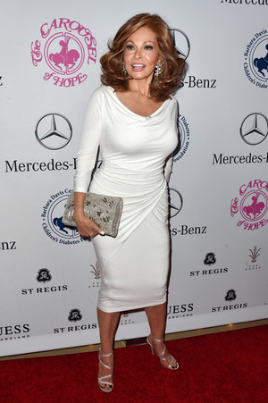 Raquel Welch 2014 Carousel Hope Ball