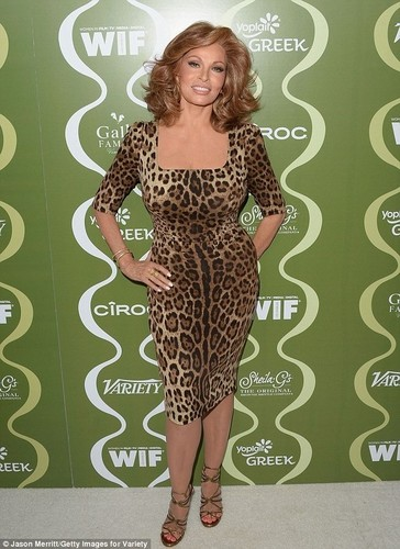 Raquel Welch wallpaper probably with a playsuit titled Raquel Welch 2015