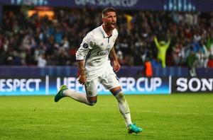 Real Madrid 2016 UEFA SuperCup Winner