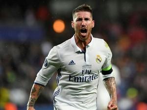 Real Madrid 2016 UEFA SuperCup Winners