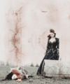 Regina and Snow - once-upon-a-time fan art