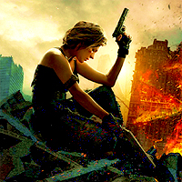 Resident Evil: The Final Chapter - Icon