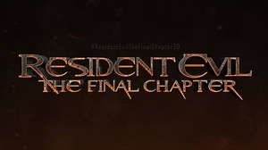 Resident Evil: The Final Chapter - Logo