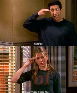 Ross and Rachel 7