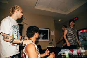 SLFL Tour - MSG Backstage
