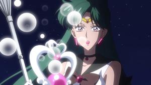 SM Crystal - Sailor Pluto