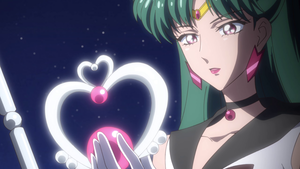 SM Crystal - Sailor Pluto