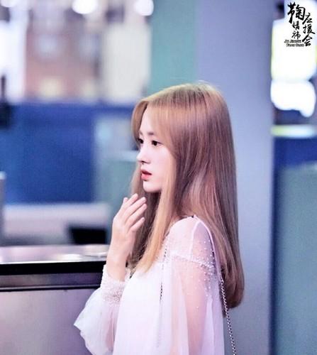 Ju JingYi larawan SNH48 Kiku 2017 wolpeyper and background