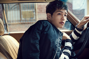 SONG JOONG KI FOR 2016 F/W TOPTEN