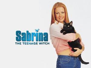 Sabrina The Teenage Witch wolpeyper