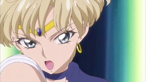 Sailor Uranus - মহাকাশ Sword