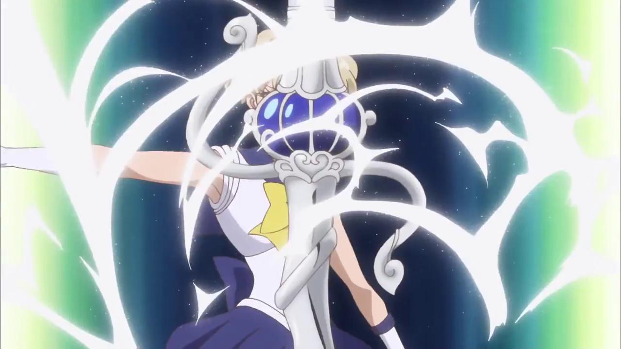 Sailor Uranus - Space Sword