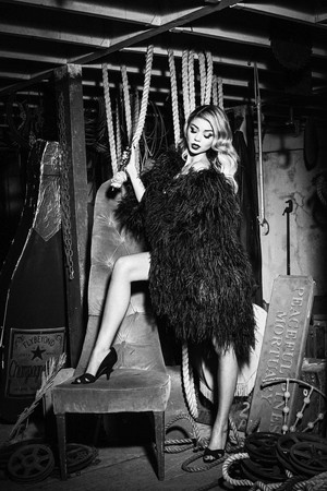 Sarah Hyland - Galore Magazine Photoshoot - 2015