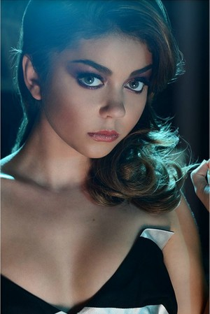Sarah Hyland - icono Magazine Photoshoot - 2014